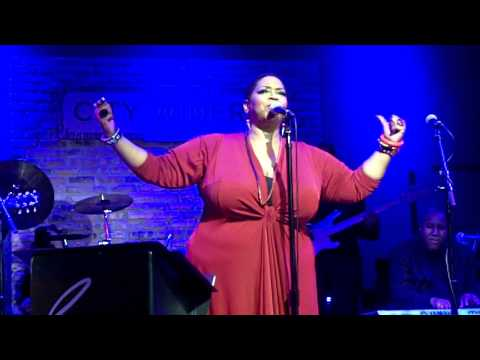 Lynn Jordan Where u Going to Run to Nina Simone tribute Jan 16 2013
