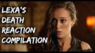 "LEXA'S DEATH REACTION COMPILATION (aka the ""NO"" compilation)"
