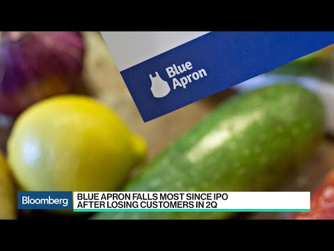 Why Blue Apron Shares Are Plummeting