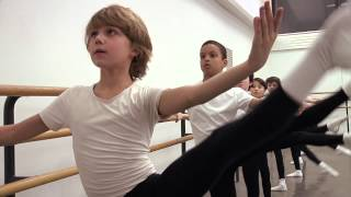 School of American Ballet -- Boys Program
