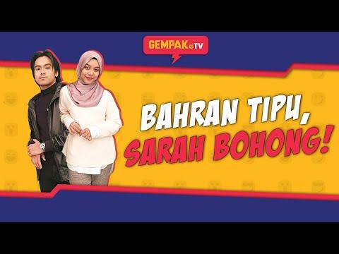 Sarah Suhairi Tipu, Ariff Bahran Bohong! | Gempak Beats |  Gempak TV