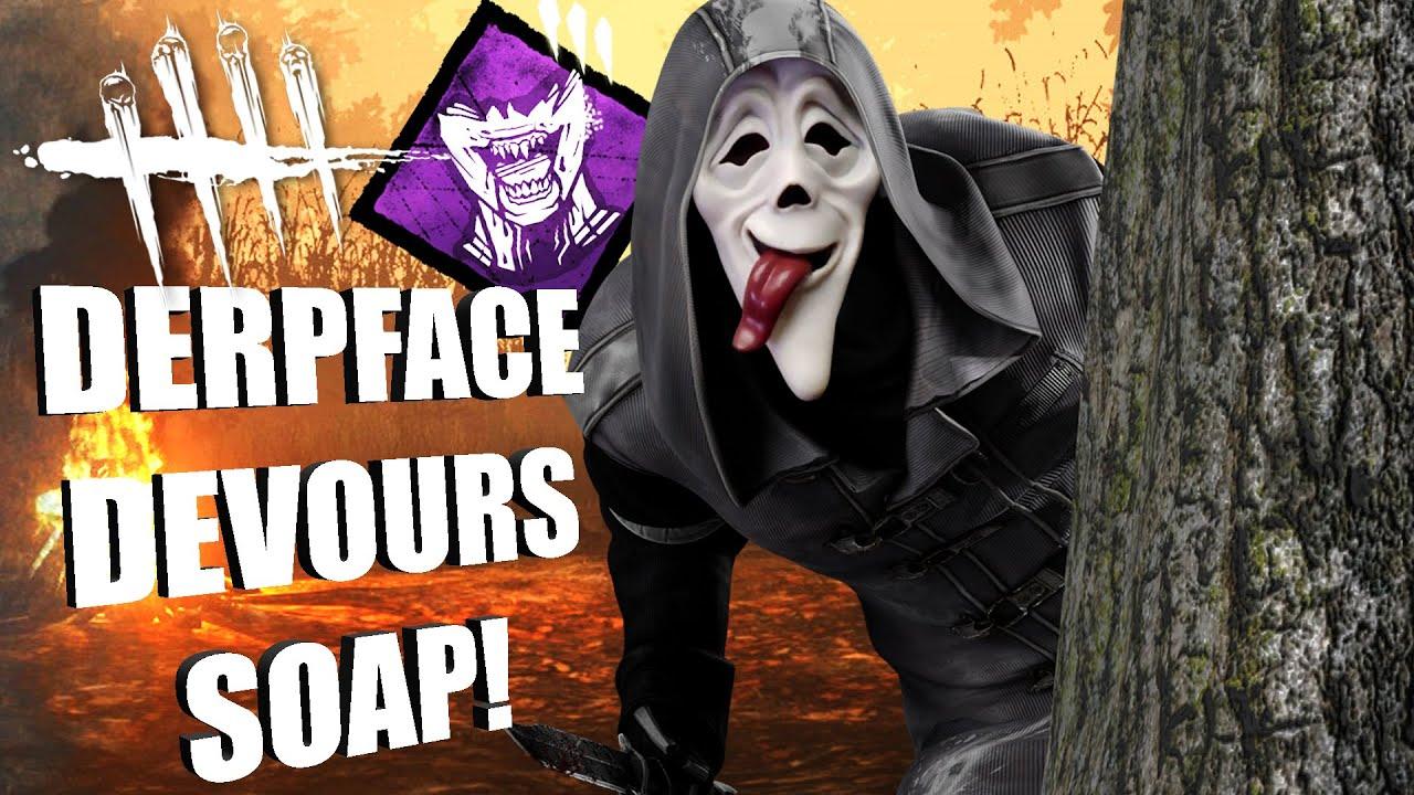 DERPFACE DEVOURS SOAP!