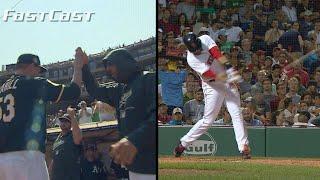MLB.com FastCast: A's tie Astros for first: 8/18/18