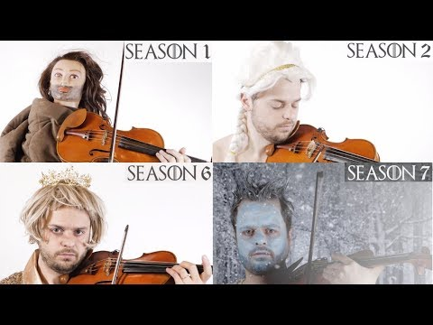 Game of Thrones Season 1-7 Recap