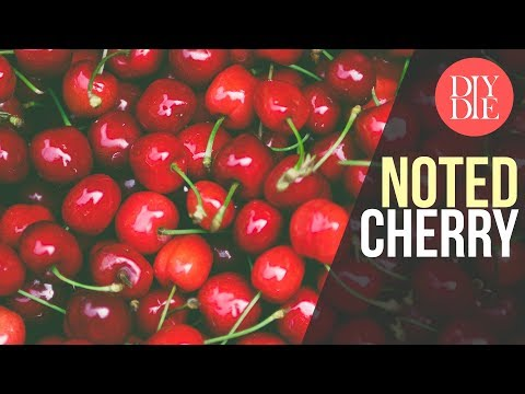 Noted: Ep. 33 - Cherry (DIY E-liquid Flavoring Reviews)