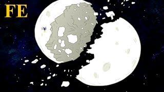 Flat Earth Smarts - 13 - Cracking the Moon by Ajaycee 1844 ✅