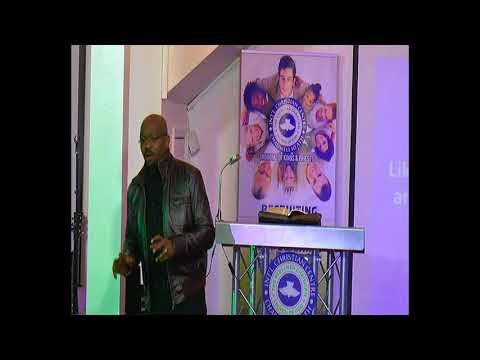 Parenting 4 Life Annual Workshop Day 1 Session 1   Pastor Chuka Nwafor