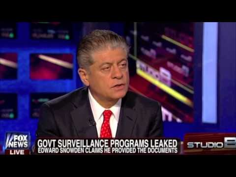 FOX NEWS: Edward Snowden & the Surveillance State