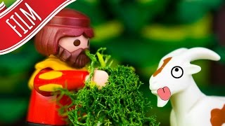 Playmobil Film   Tischlein Deck Dich Teil 1 mit 👨👩👧👦 Familie Sandmann