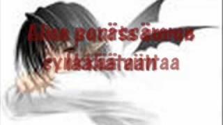 Irina - Sateenkaariunet (lyrics)