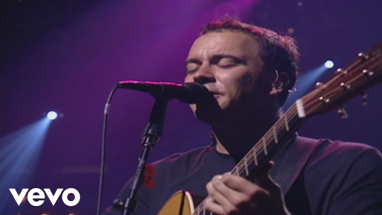Dave Matthews Band Two Step From Listener Supported Youtube