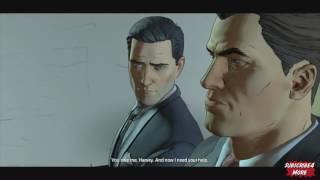 Telltale Batman Episode 2 Children Of  Arkham  All Cutscenes Game Movie HD