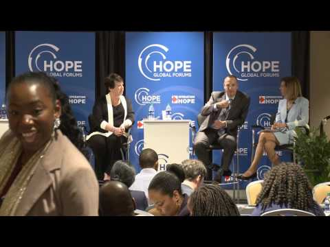 Idea Lab: Banking In The Shadows.. Engaging The Credit Invisibles -- Hope Global Forum 2017