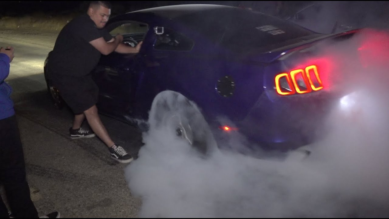 Boosted Mustang Vs Jeep TrackHawk $200