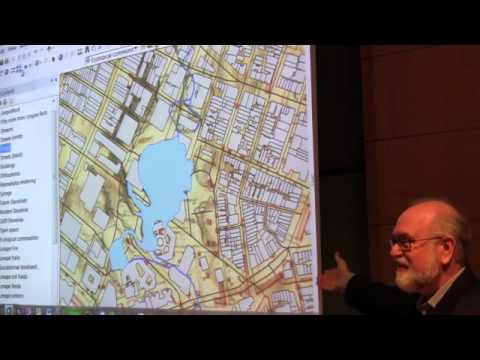 Eric Sanderson - The Welikia Project: Mapping Frontiers in New York City Ecology (Part 1)