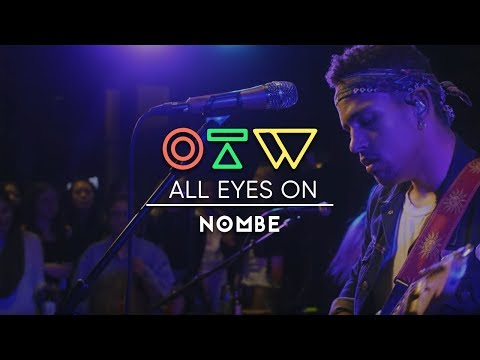 """All Eyes On NoMBe [""""Wait"""" Live + Interview] 