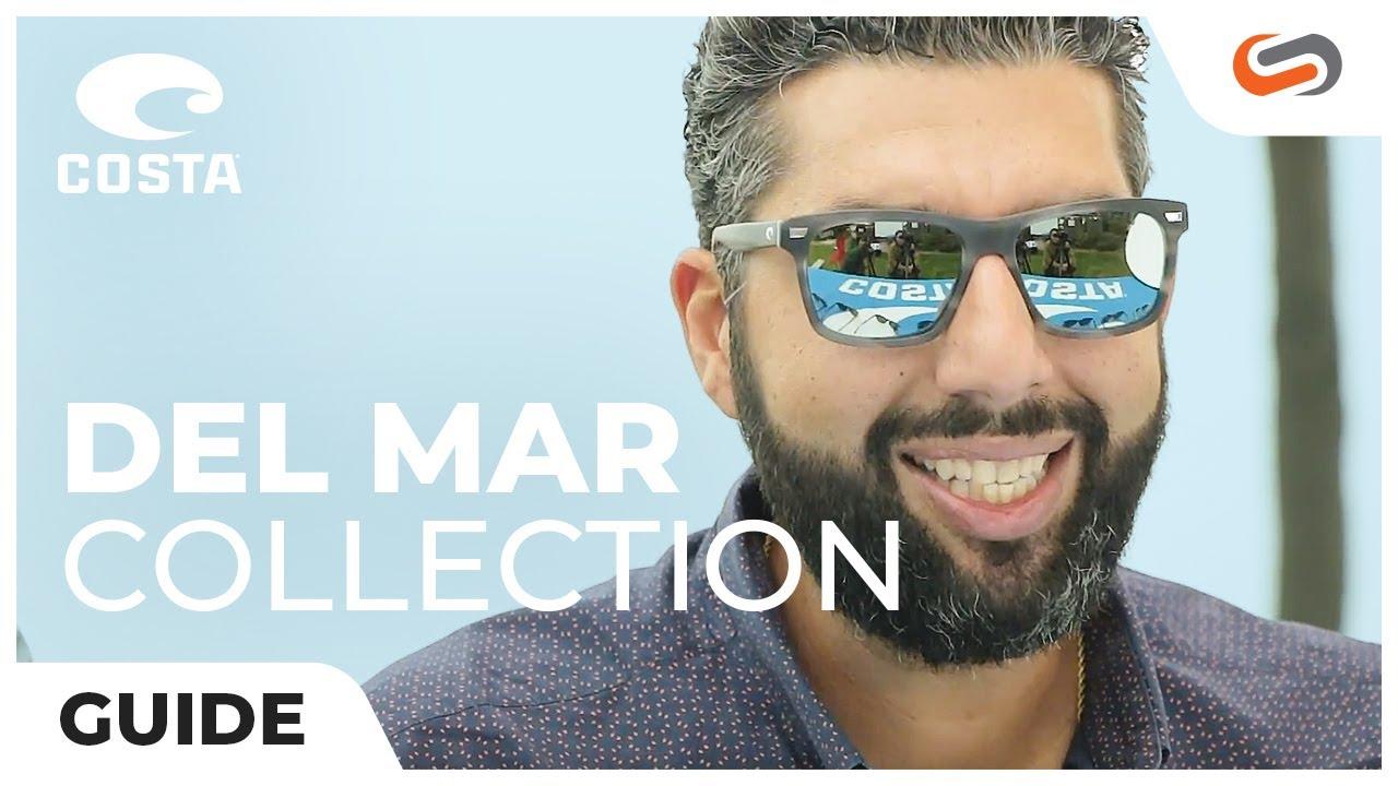 b3cf70f2235 Costa Del Mar Sunglass Collection - YouTube