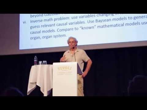 Stuart Kauffman at ICSB 2013 (pt. 3/4)