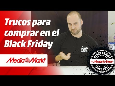 ¡Trucos para comprar en el Black Friday!