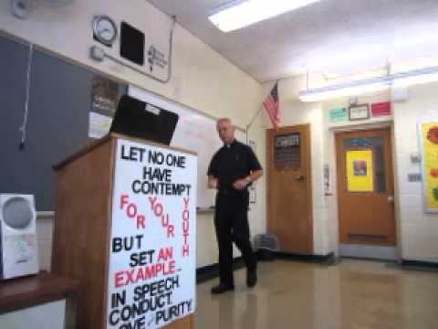 Fr. Campbell Apologetics II, Class 3