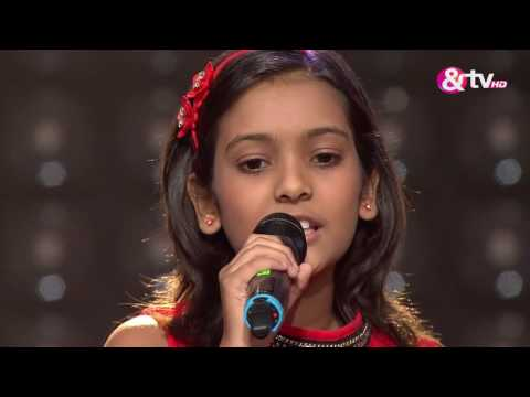 Nishtha Sharma - Blind Audition - Episode 4 - July 31, 2016 - The Voice India Kids