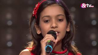 Video Nishtha Sharma - Blind Audition - Episode 4 - July 31, 2016 - The Voice India Kids download MP3, 3GP, MP4, WEBM, AVI, FLV Agustus 2018