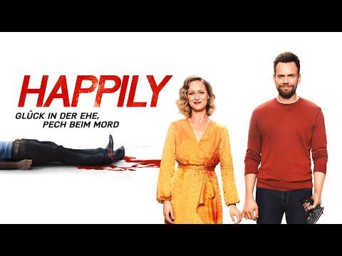 HAPPILY – GLÜCK IN DER EHE, PECH BEIM MORD - Trailer Deutsch HD - Release 30.07.21