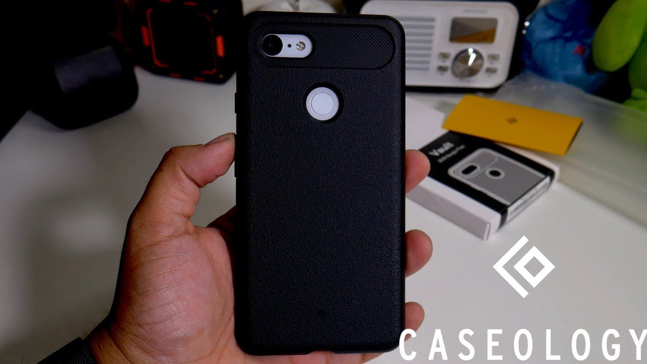 size 40 14e17 eb119 Caseology Google Pixel 3 XL Vault Series Case! Cheap With Ultimate Matte  Grip & Protection!
