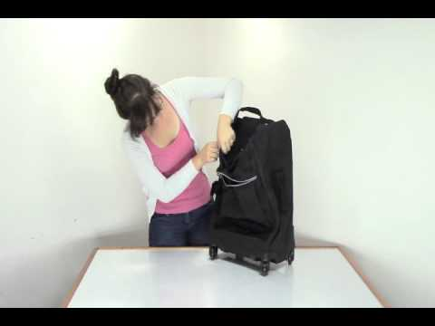 2ccd4ebeed Luggage Base Review of the Darcey Small from Kipling - YouTube