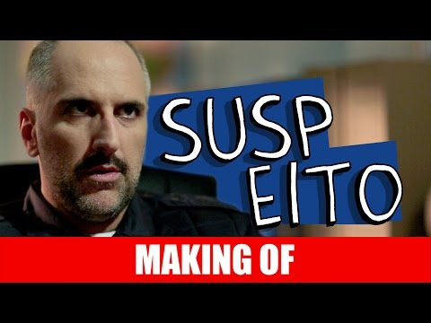 Making Of – Suspeito