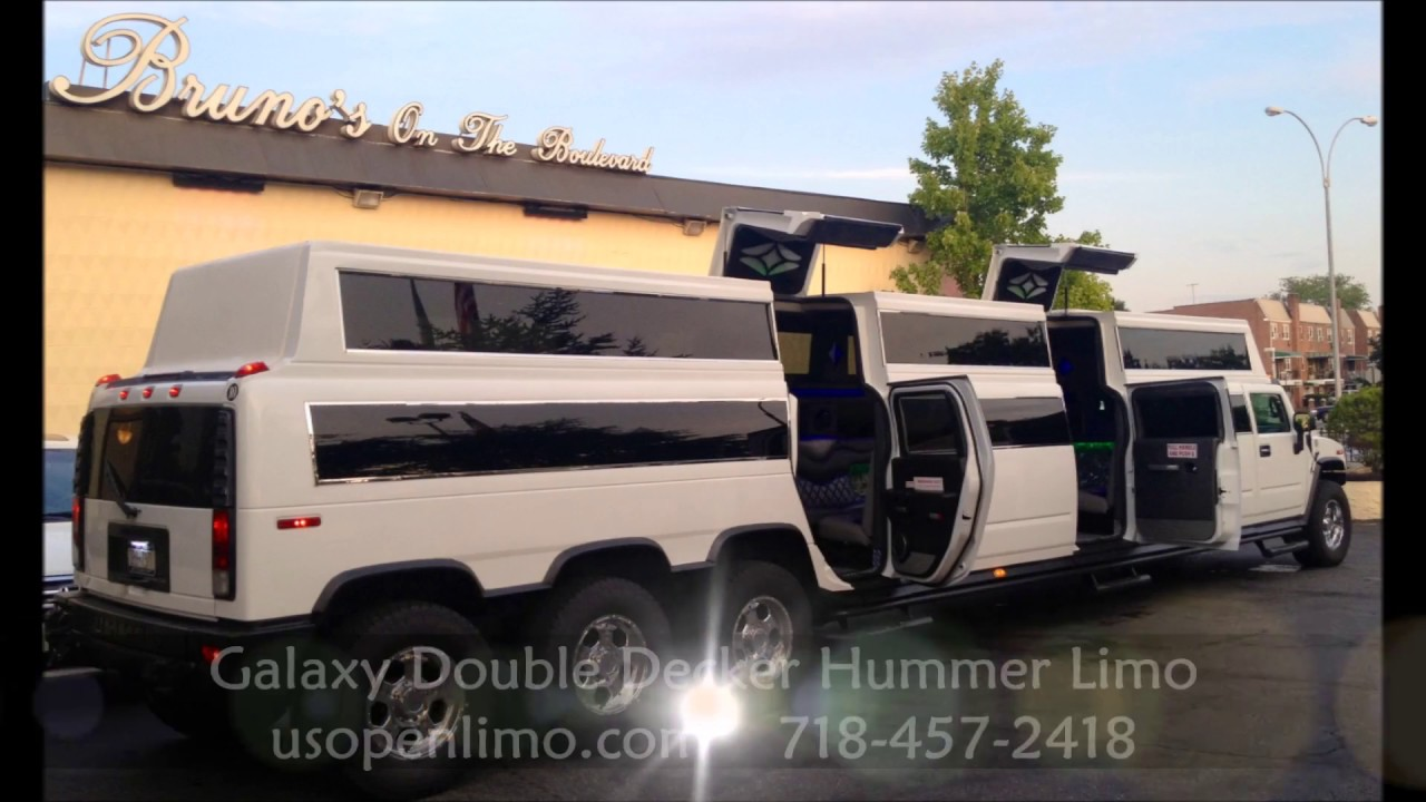 Image Gallery Hummer Limousine