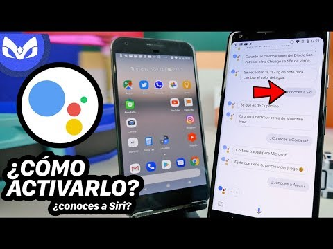 Google Assistant ESPAÑOL VIDEO OFICIAL