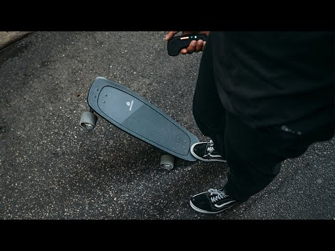 Drop & Go on Boosted Mini X