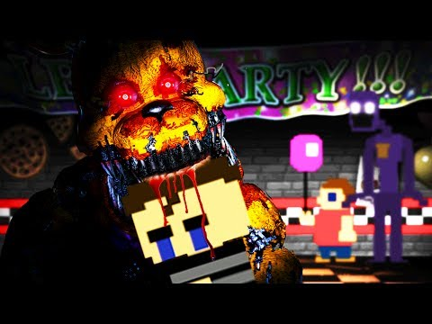 FNAF - PURPLE MAN MADE THE BITE OF '87 HAPPEN!