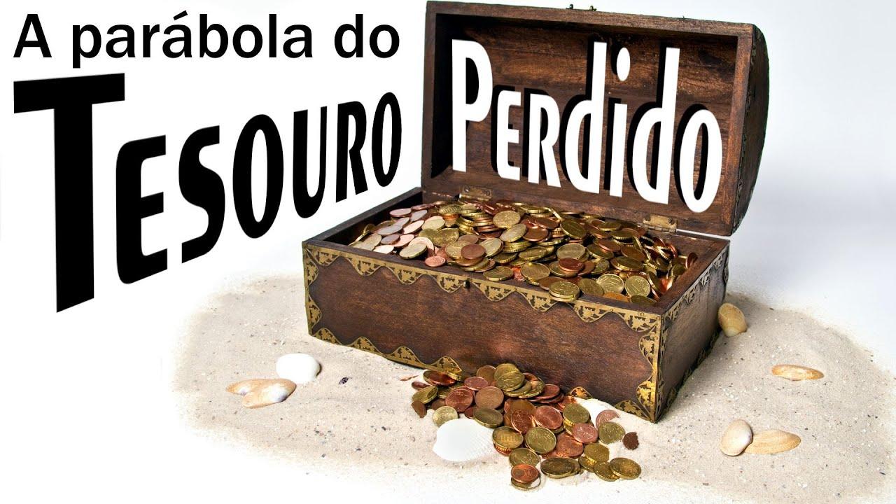 Resultado de imagem para O tesouro escondido (Mt 13.44);- Parábola