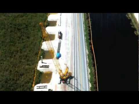 Tamiami Trail bridges project