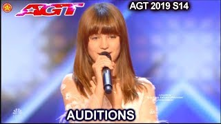 "Charlotte Summers  13 yo Singer AWESOME "" I Put a Spell on You"" 