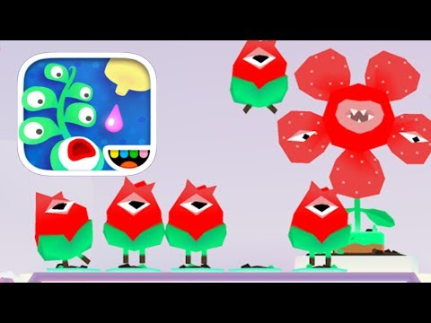 Toca Lab: Plants (By Toca Boca AB) - Create All Toca Plants Lab #1 - Game For Kids