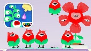 Toca Lab: les Plantes (Par Toca Boca AB) - Créer Toutes Toca Plantes Laboratoire #1 - Jeu Pour les Enfants