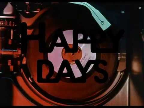 Happy Days (Intro) S1 (1974)
