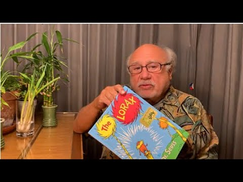 'THE LORAX' By Dr. Seuss - Read By Danny DeVito