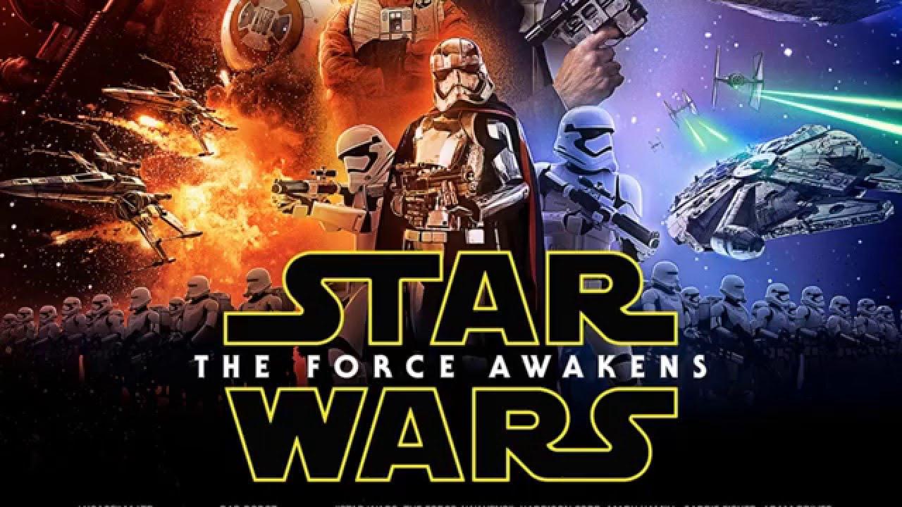 Soundtrack Star Wars 7 The Force Awakens Musique Star Wars Le Réveil De La Force Full