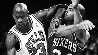 The History Of Charles Barkley's Fights