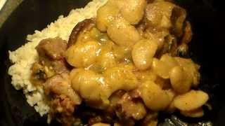 How To Make Lima Beans With Ham Hocks: Lima Beans & Ham Hocks Recipe