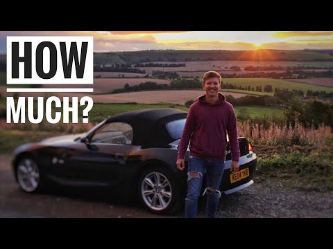 What Does It Cost To Run My BMW Z4?
