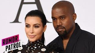 Kim Kardashian & Kanye West Build PANIC Room?! (Rumor Patrol)