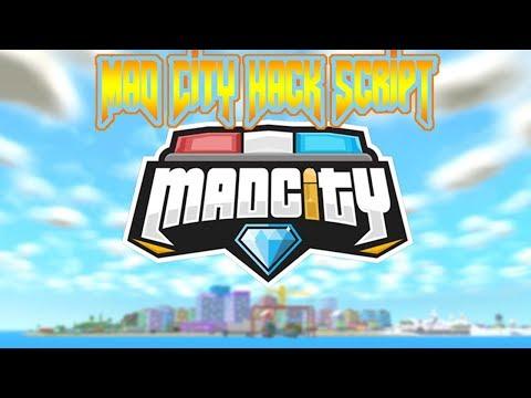 Roblox Mad City Exploit   StrucidCodes.com