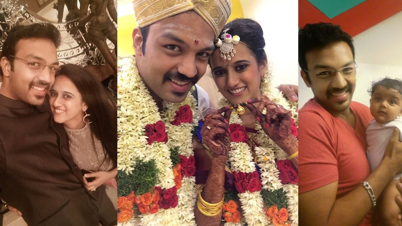 amit bhargav and sriranjani marriage photos youtube