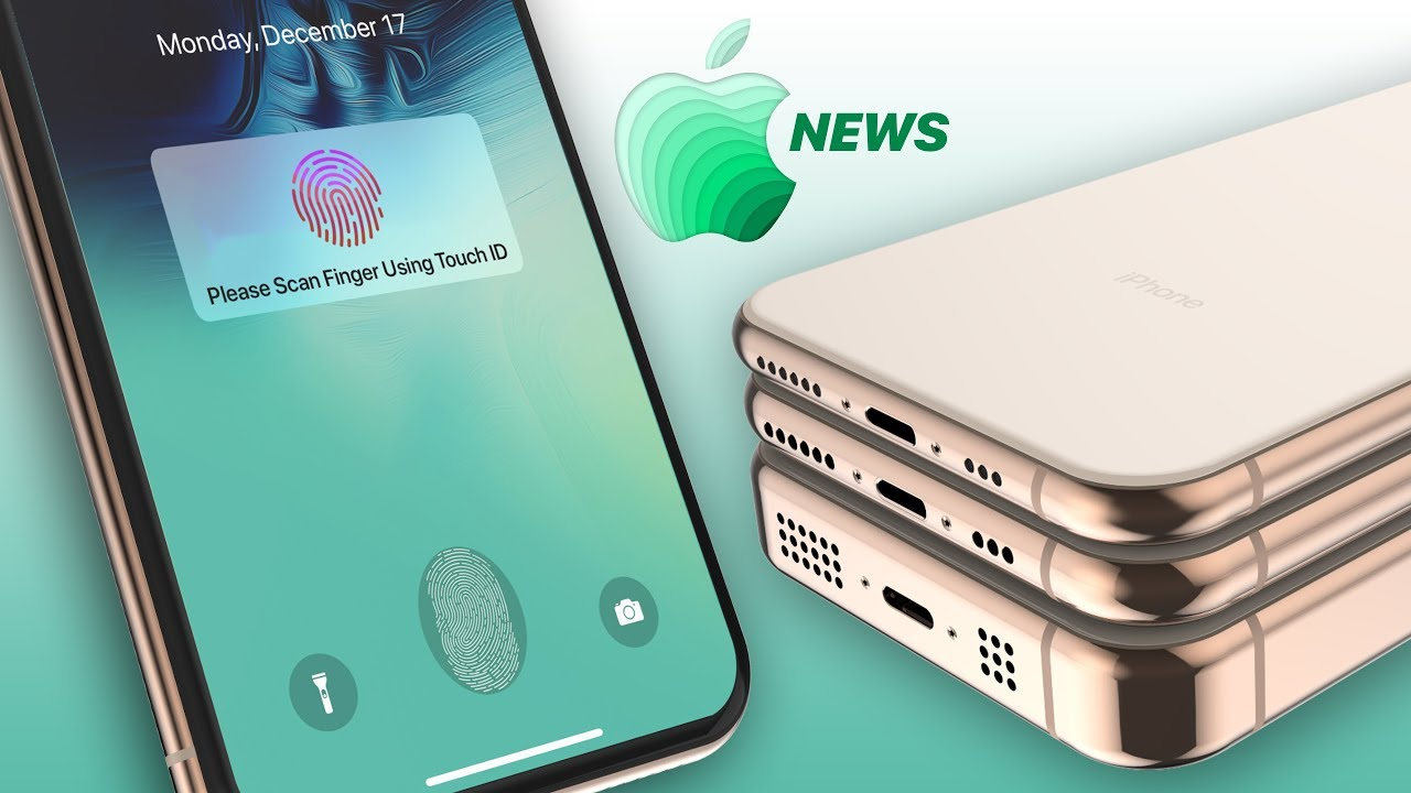 2019 iPhone Leaks, Touch ID Could Return & More Apple News!