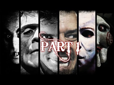 Horror Zone: My Favourite Horror Movies (PART 1 OF 5)